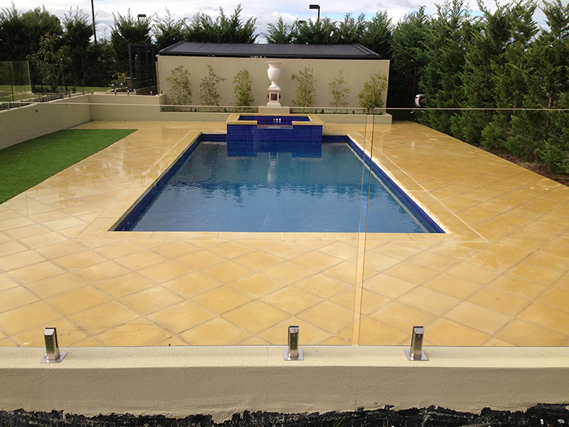 pool area construction narre warren